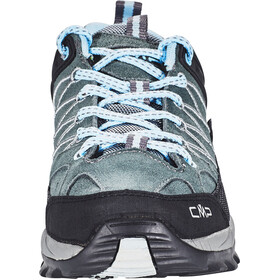 CMP Campagnolo Rigel WP Low-Cut Trekkingschuhe Damen graffite-azzurro